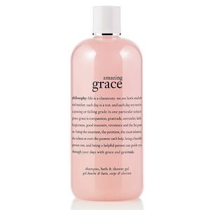 16oz Amazing Grace Perfumed Shampoo & Shower Gel